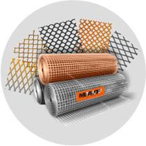 Открыто производство рифленой сетки для грохотов!