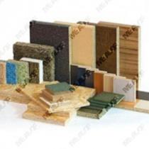 Древесные и плитные материалы