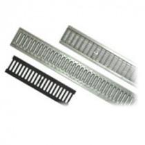 Решетки и крышки для бетонных лотков DN