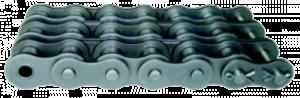 Трехрядная приводная цепь Серии А